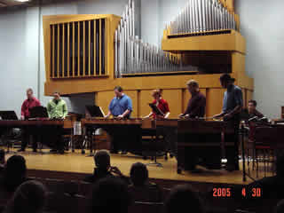 SUNY Fredonia Mexican Marimba Ensemble & Percussion Ensemble